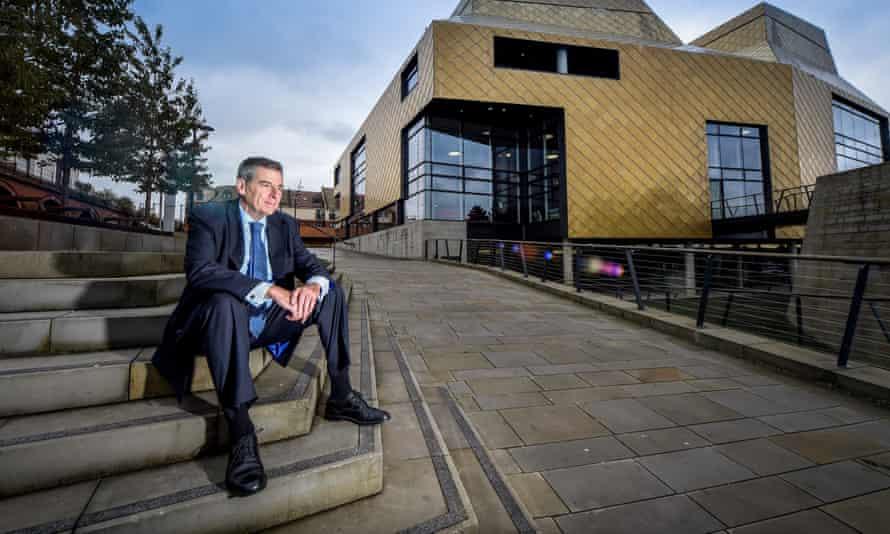 Prof David Green