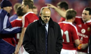 Many of Clive Woodward's decisions caused consternation in the Lions camp.