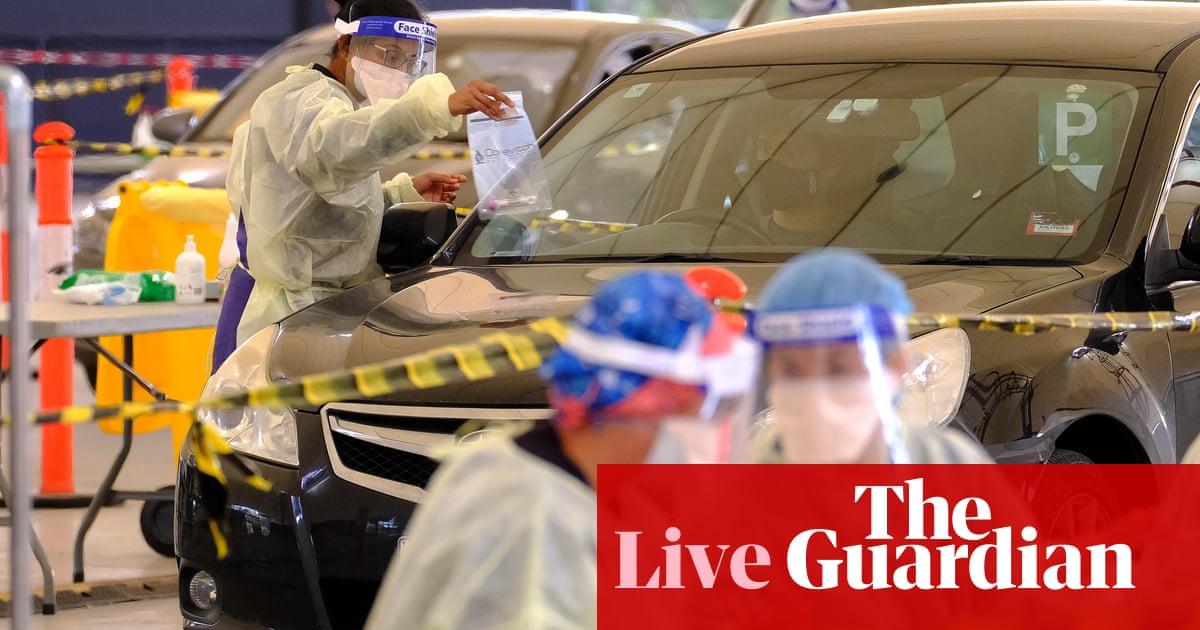 Australia news live: Victoria finds source of Delta Covid outbreak; Biloela child reportedly diagnosed with pneumonia – The Guardian
