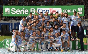 See you next season, Serie A.