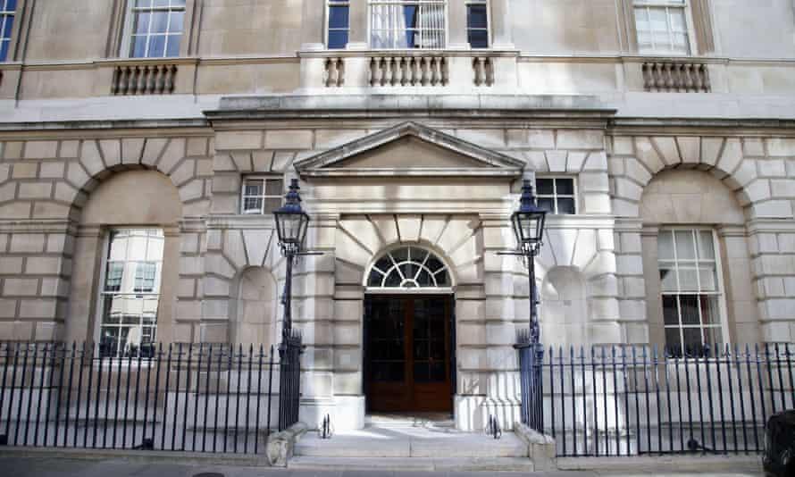 Spencer House in London