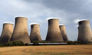 Uniper AG's Ratcliffe On Soar coal power plant