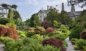 The Rock Garden at Sizergh Castle, near Kendal