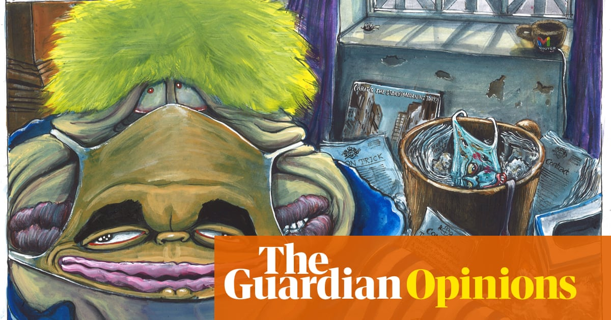 Martin Rowson: a new face at department of health – cartoon