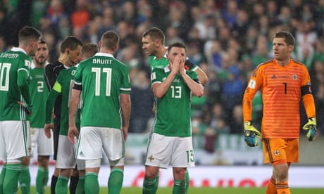 Angry Michael O'Neill says penalty was worst decision he has ever seen
