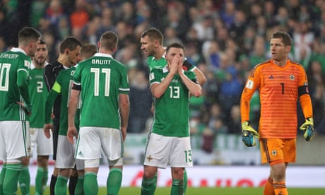 Controversial Switzerland penalty puts Northern Ireland behind in play-off