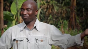 In the Democratic Republic of the Congo, Dominique Bikaba promotes conservation education with the aim of protecting the eastern lowland gorilla in an area ravaged by civil unrest and intensive mining. His team is working with local people to create a protected forest corridor to connect gorilla populations in the Kahuzi-Biega and Itombwe nature reserves.