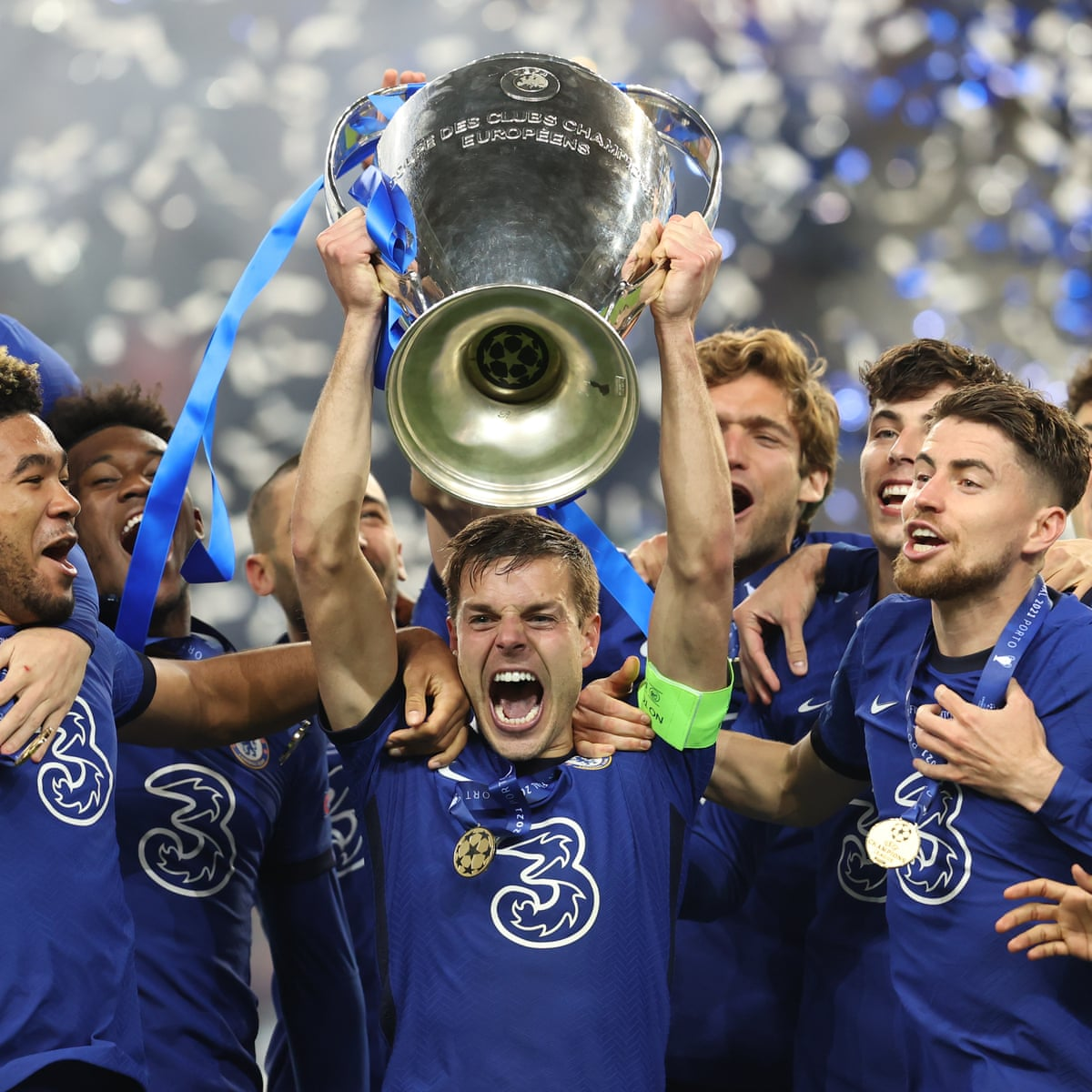 Manchester City 0 1 Chelsea 2021 Champions League Final As It Happened Football The Guardian