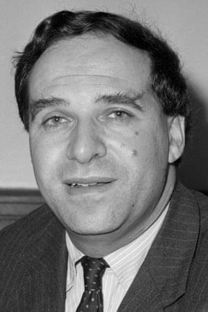 Lord Brittan, the former home secretary