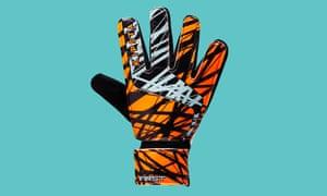 Kipster goalkeeper gloves