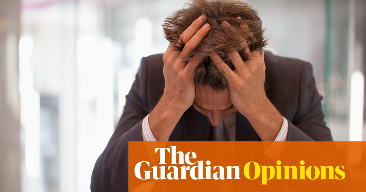 We live in an age of anxiety – and we can't blame it all on Trump | Arwa Mahdawi