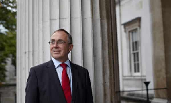 Prof Michael Arthur, president of UCL