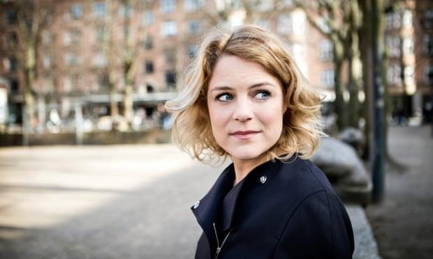 Danish MP Johanne Schmidt-Nielsen