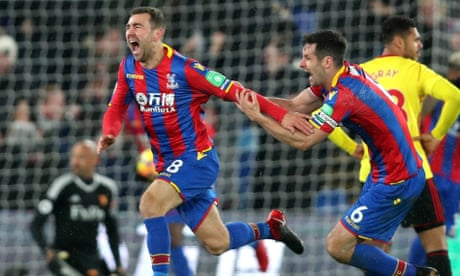 Crystal Palace's Bakary Sako and James McArthur strike late to stun Watford