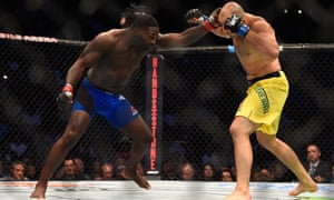 Anthony Johnson makes short work of Glover Teixeira