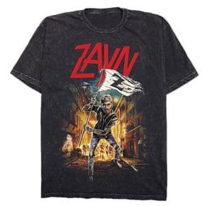 T-shirt, £26, zaynmalikstore.com