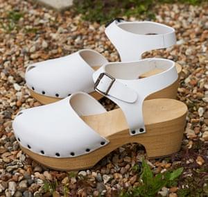 Open toe platform, £400, Daniela Gregis, moukimou.com