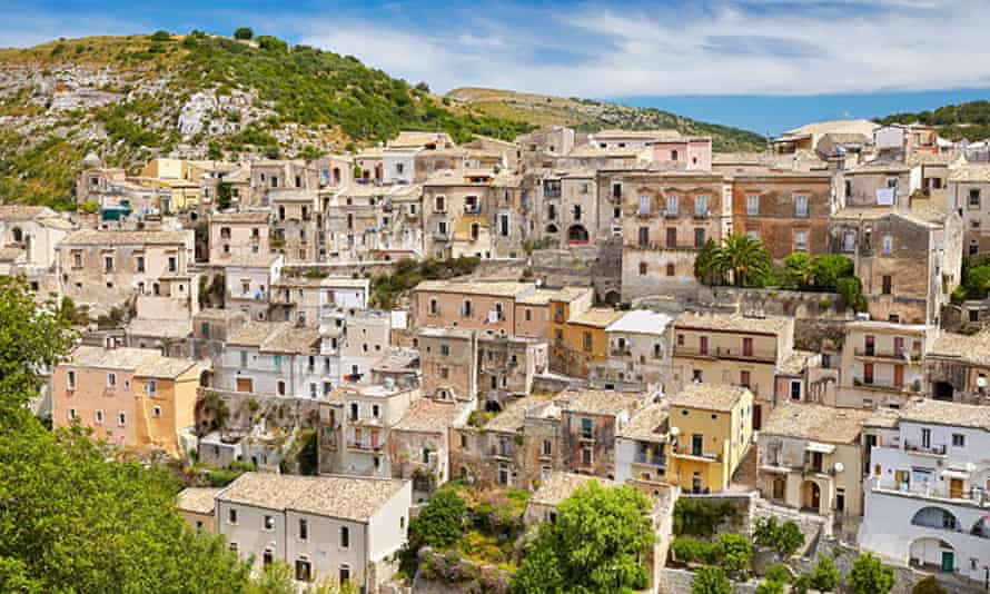 Sicily is the setting for first-time author Chloé Esposito's story of 'sex, murder and run-ins with the mafia'