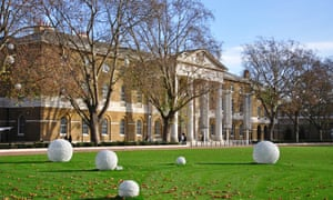The Saatchi Gallery in London