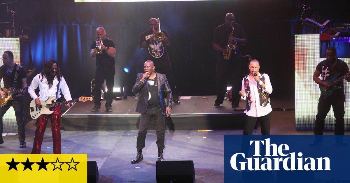 Earth, Wind & Fire review – a groove parday with the funk