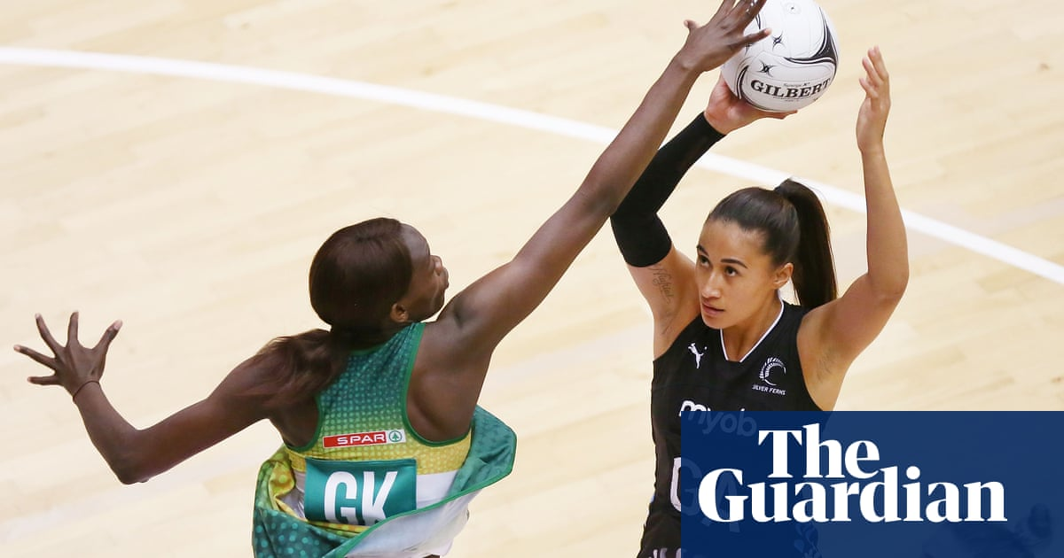 Silver Ferns superstar signs for Adelaide Thunderbirds | Sport | The Guardian