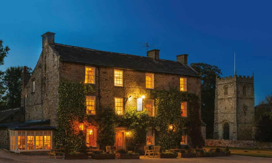 The Rose and Crown near Barnard Castle, County Durham.
