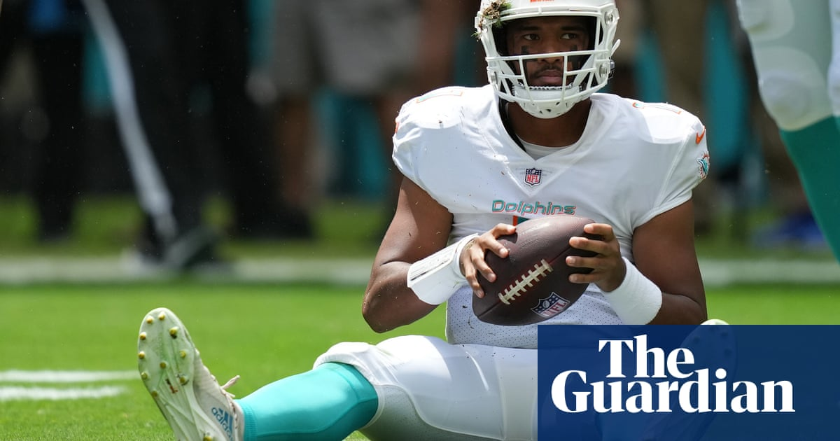 The Miami Dolphins look doomed to languish in NFL's lower middle-class