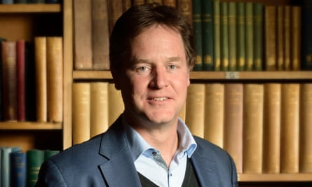 Nick Clegg claimed that the threat that the UK could crash out of the EU without a deal was 'patent nonsense'.