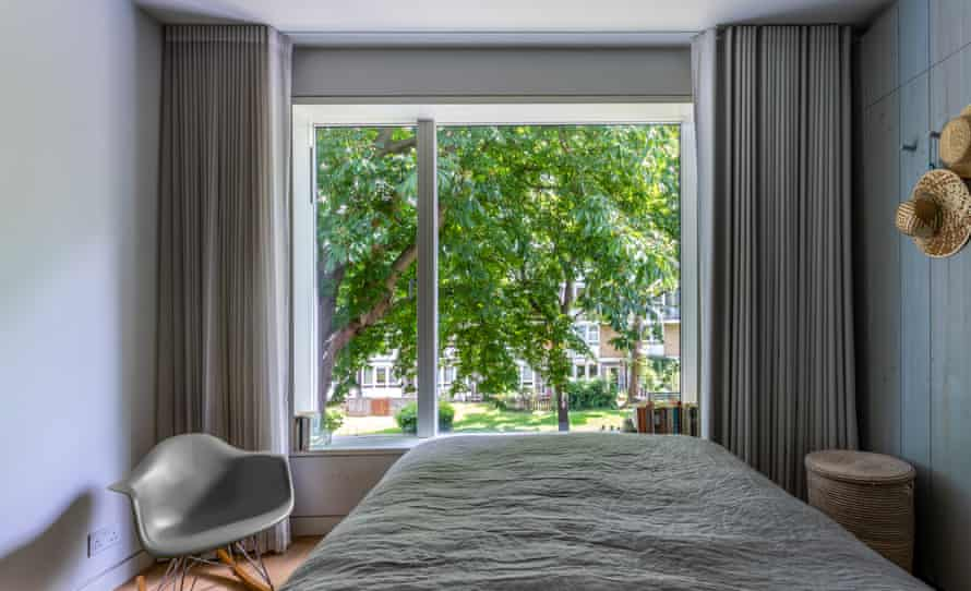 MAP House by SAM Architects; bedroom