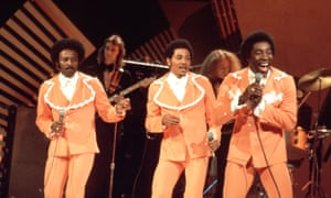 'The lyrics were written in five minutes on the spot' … the O'Jays in the 1970s.