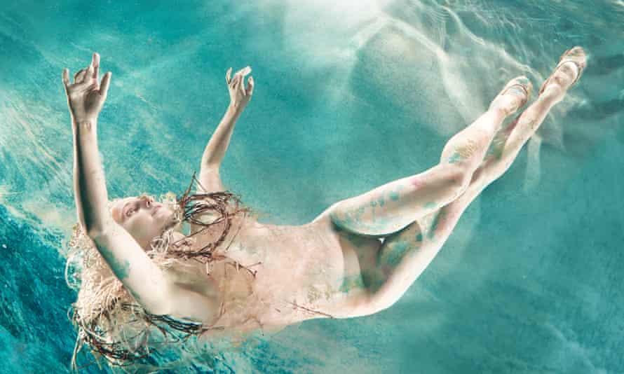 Jenna Roberts as Miranda/Ariel, in BRB's The Tempest.