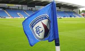 Relegation was never in the brochure when Chesterfield boldly moved in 2010 from Saltergate to the Proact Stadium
