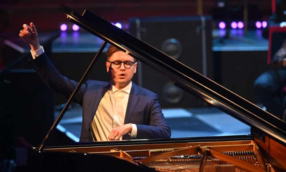 BBC Proms Aug 14th 2021, Philharmonia with Paavo Jarvi and Vikingur Olafsson