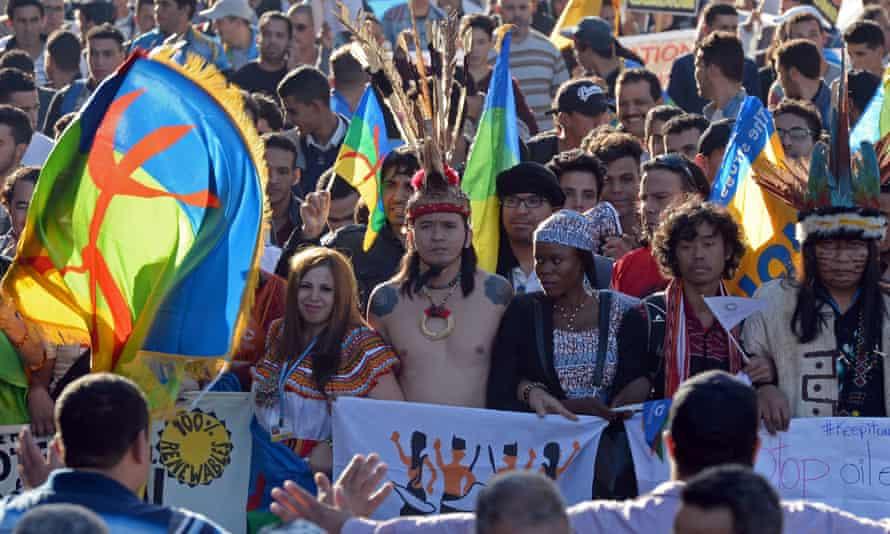 Marrakech demo