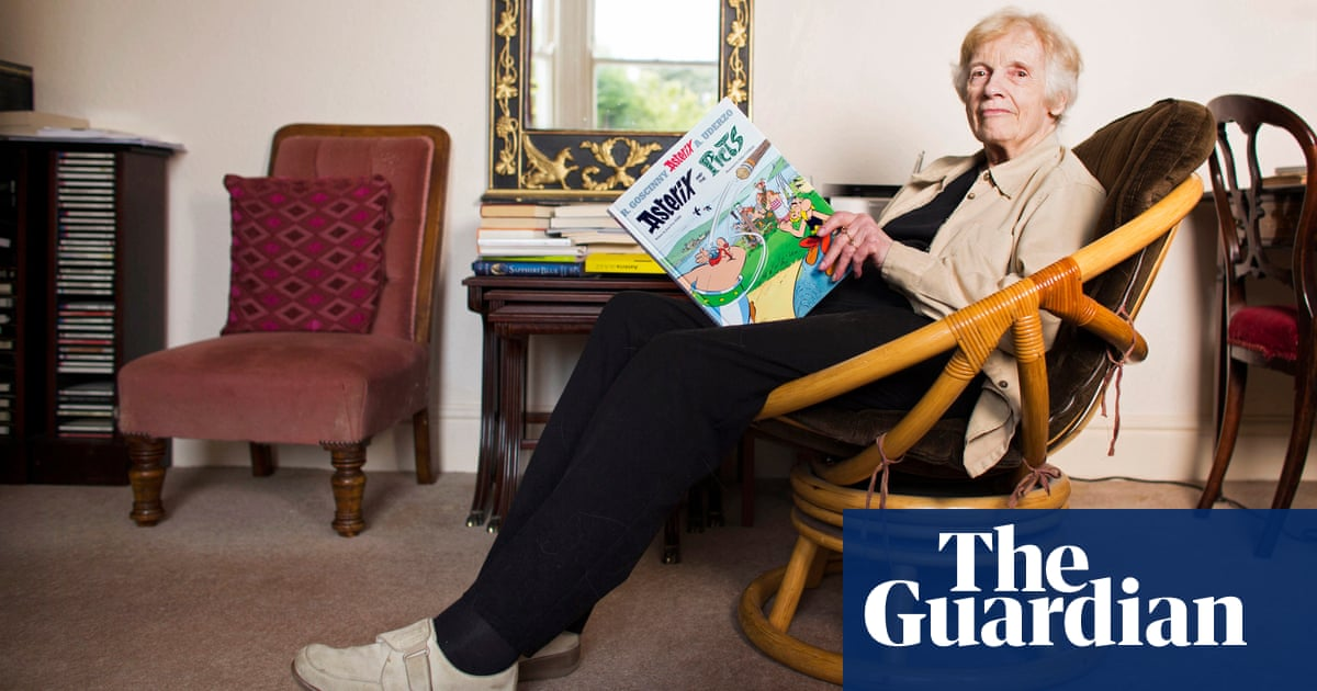 Anthea Bell obituary