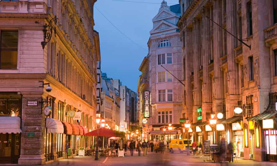 Filming in Budapest, one of the main film and TV locations, now requires a Hungarian residence permit.