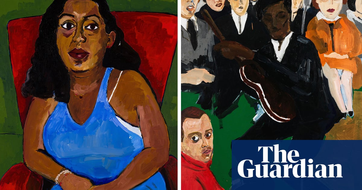 'I don't want to fake the funk' – Henry Taylor, the painter of black American life