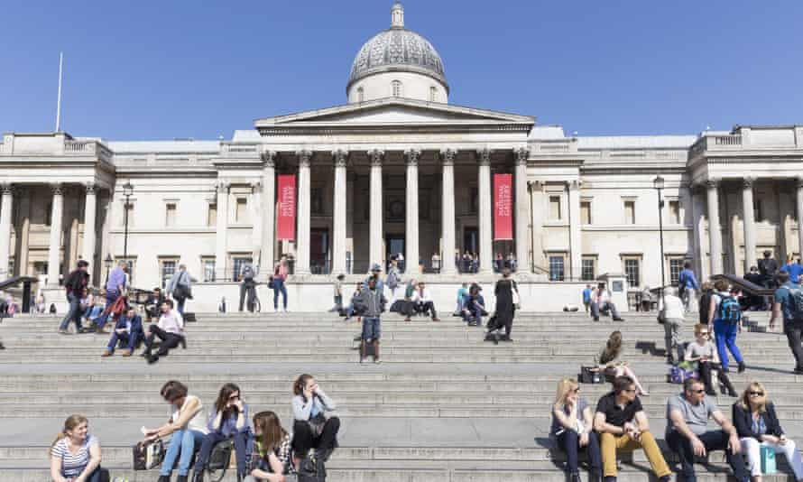 'The National Gallery staff know full well that their gallery, like all the arts, has taken a severe cut in its grant, with worse to come.'