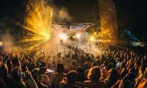 Oasis Festival, Marrakech, Morocco