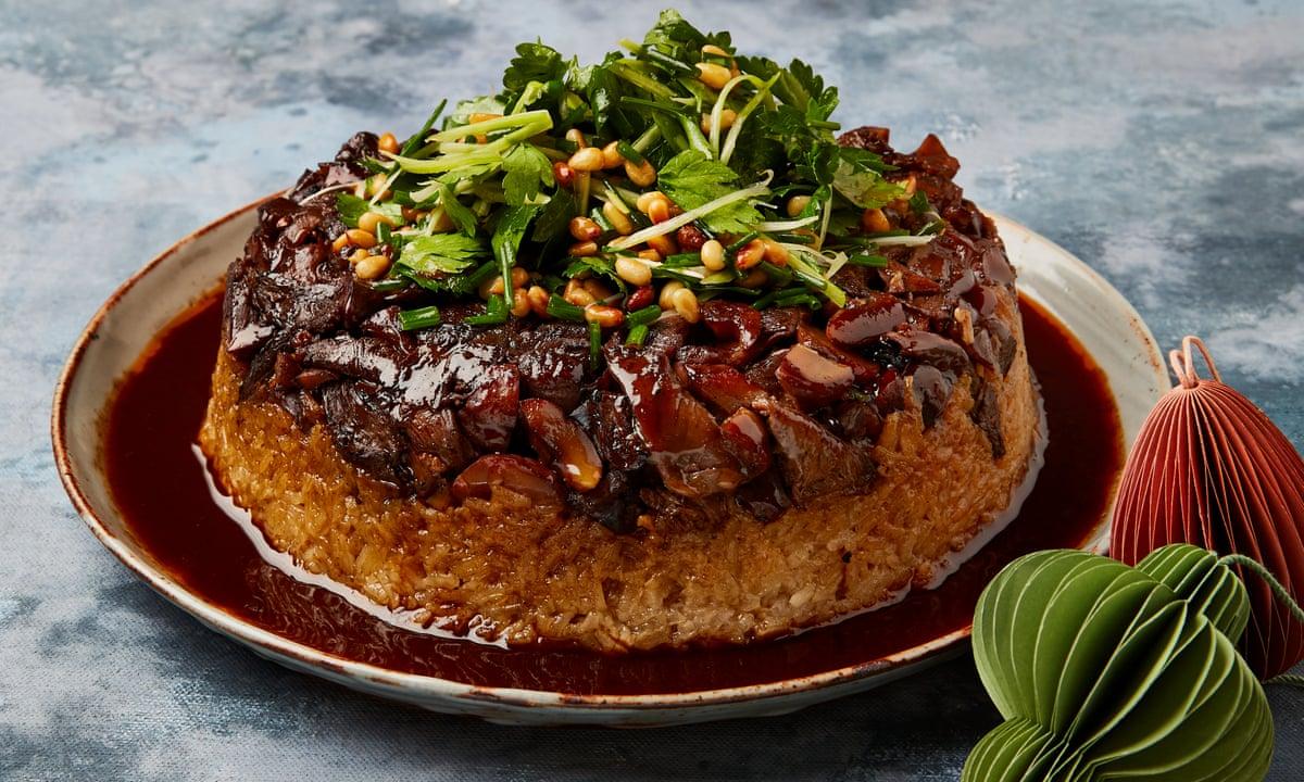 Yotam Ottolenghi S Vegan Recipe For Celebration Sticky Rice Cake Food The Guardian
