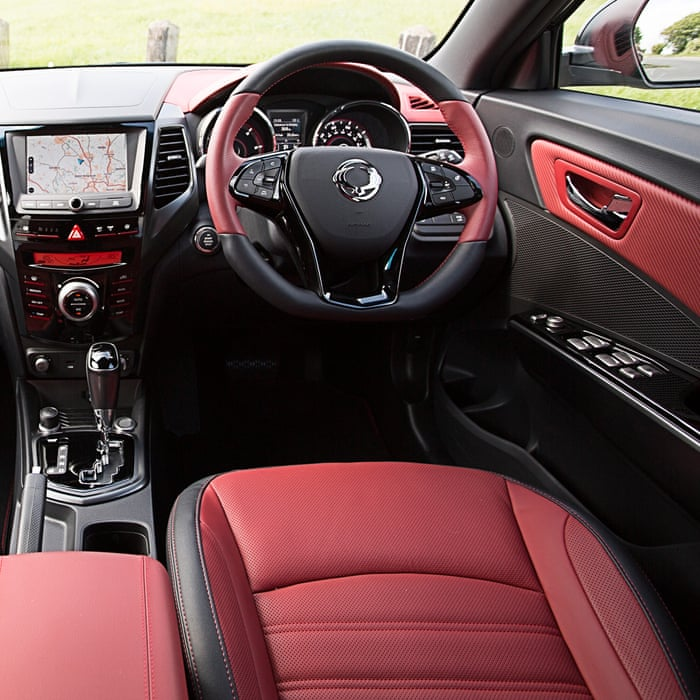Ssangyong Tivoli Xlv Car Review Its The Car Walter White Would