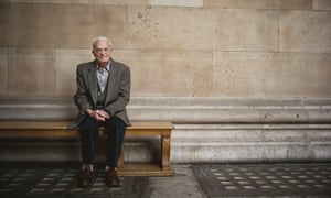 Harry Leslie Smith at the British Museum