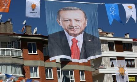 Recep Tayyip Erdoğan remains the most popular political leader in Turkey.
