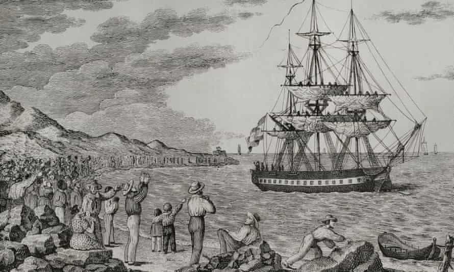 The ship that took Francisco Javier de Balmis to Spain's colonies