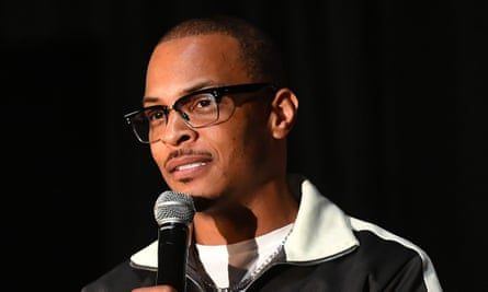 TI pictured in October 2019.