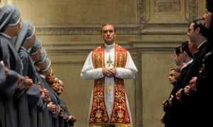 The Young Pope review: Jude Law's sleek pontiff shines in