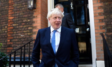 Boris Johnson elected new Tory leader
