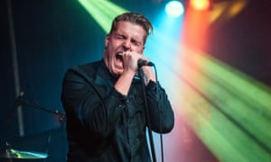 George Clarke of Deafheaven, whose label Sargent House has welcomed Bandcamp's support for artists during the pandemic.