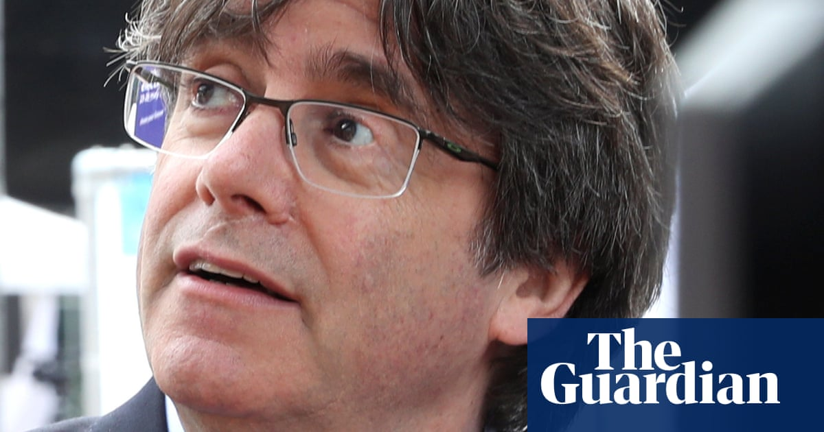 UN report proves Catalan separatists 'political prisoners', says Puigdemont – The Guardian