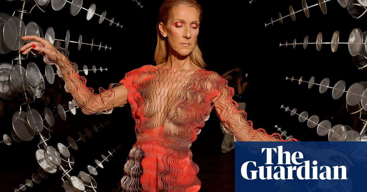 All hail Céline Dion – the joyous new queen of fashion ...